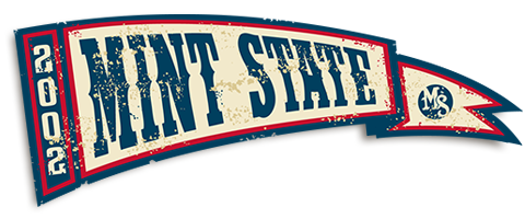 MINT State – PSA Graded Vintage Baseball, Football, and Basketball Cards Logo